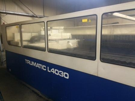 For Sale Laser Trumpf Trumatic L4030 (c)
